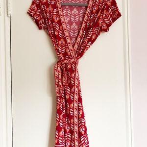 Max Studio Wrap Dress